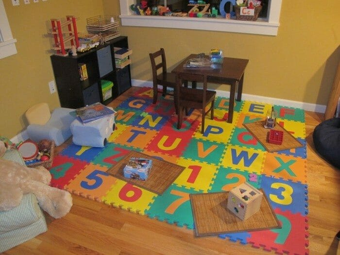 Montessori at Home in the Morning