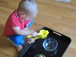 Fine Motor Skills – Lemon Squeezing