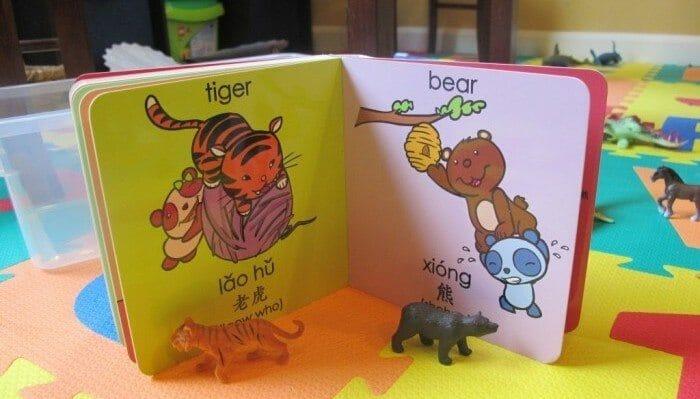 mandarin activity for kids