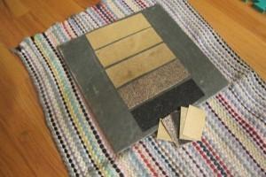 DIY Texture Board