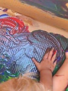 paint sensory 225x300 Paint in a Box