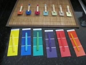 1 color 300x225 Preschool & Toddler Color Exercise
