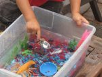 Under the Sea Sensory Tub