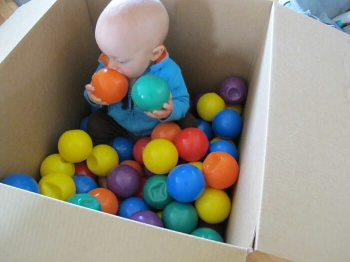 oral sensory activity & Simple Sensory Activities for Infants