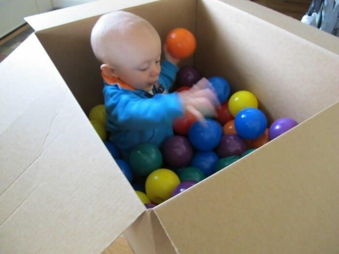 infant sensory activity