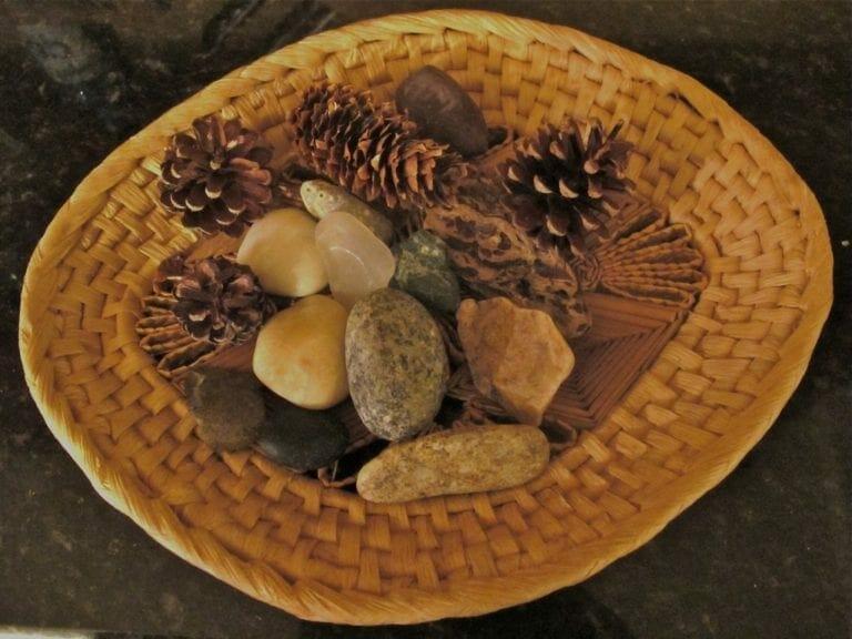 Montessori at Home: Nature Basket