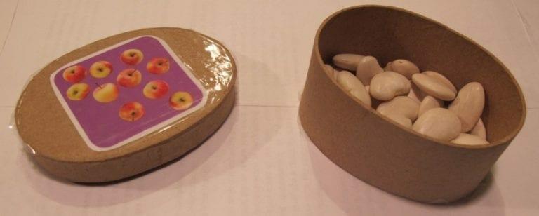 DIY Sound Boxes – Infant & Toddler Sensory