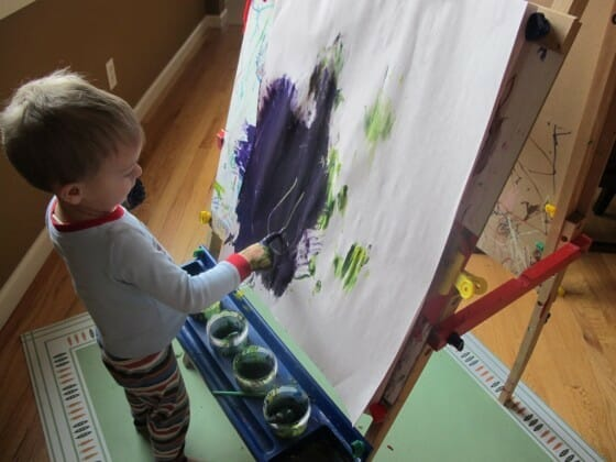 Montessori in the Home for Infants and Toddlers