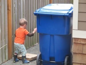 Chores Preschooler