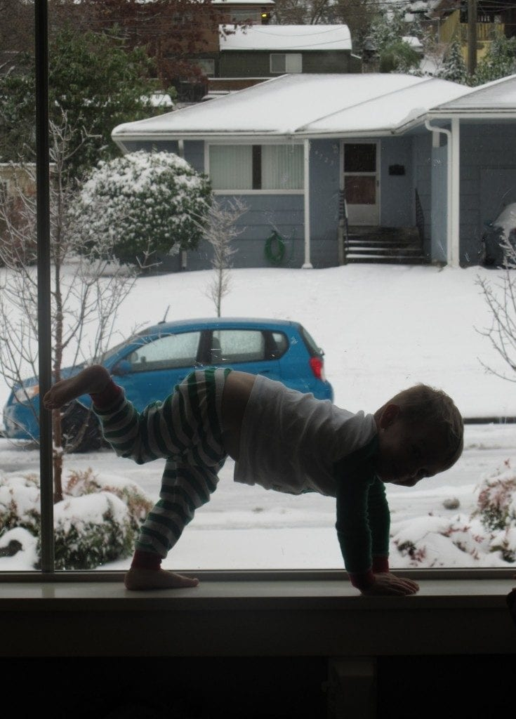 The Sensitive Period for Movement – Yoga