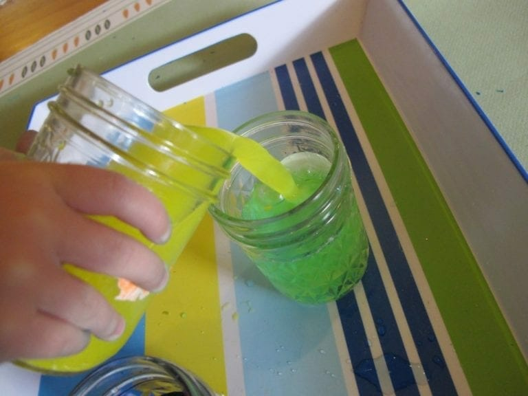 St. Patricks Day Colors Activity