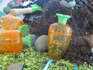 IMG 4690 300x225 Spring Garden Sensory Tub