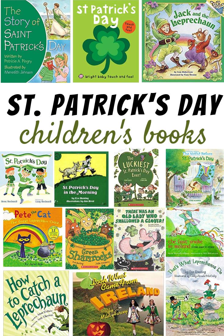 St. Patrick's Day for Children's Books