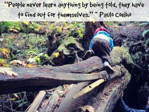 coelho quote Easy Ways to Nurture Creativity, Self Control & Self Esteem in Kids