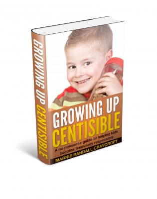 Growing Up Centsible 3D Cover
