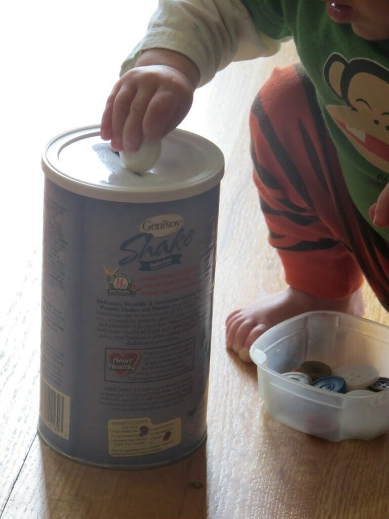 Simple activity using recycled materials for Simple recycled materials
