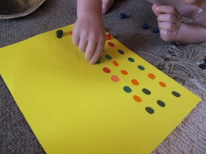IMG 4982 300x225 Montessori Inspired Easter Activities