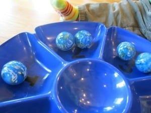 Earth Day Sensory Tub