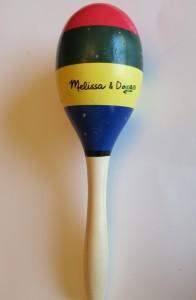 Cinco De Mayo Sensory Tub Melissa & Doug Maracas