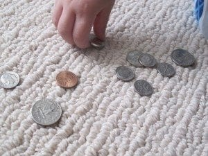 Teaching Kids About Money Coin Counting Book