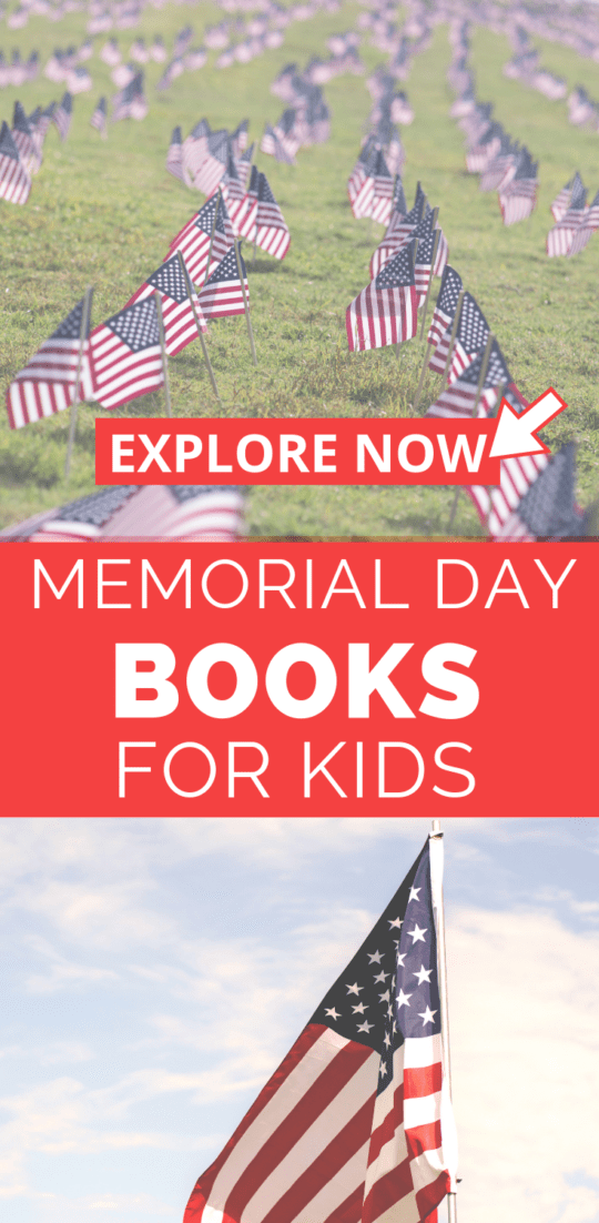 Books to Teach Kids about Memorial Day