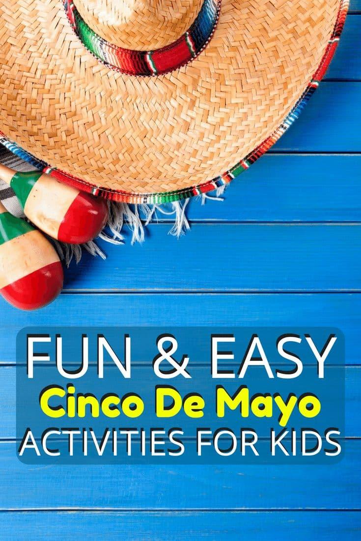 Fun Cinco de Mayo Preschool Activities