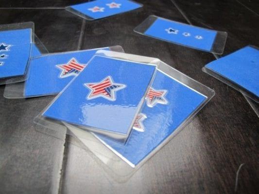 Patriotic Memory Game