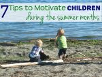 7 Tips to Motivate Children During the Summer
