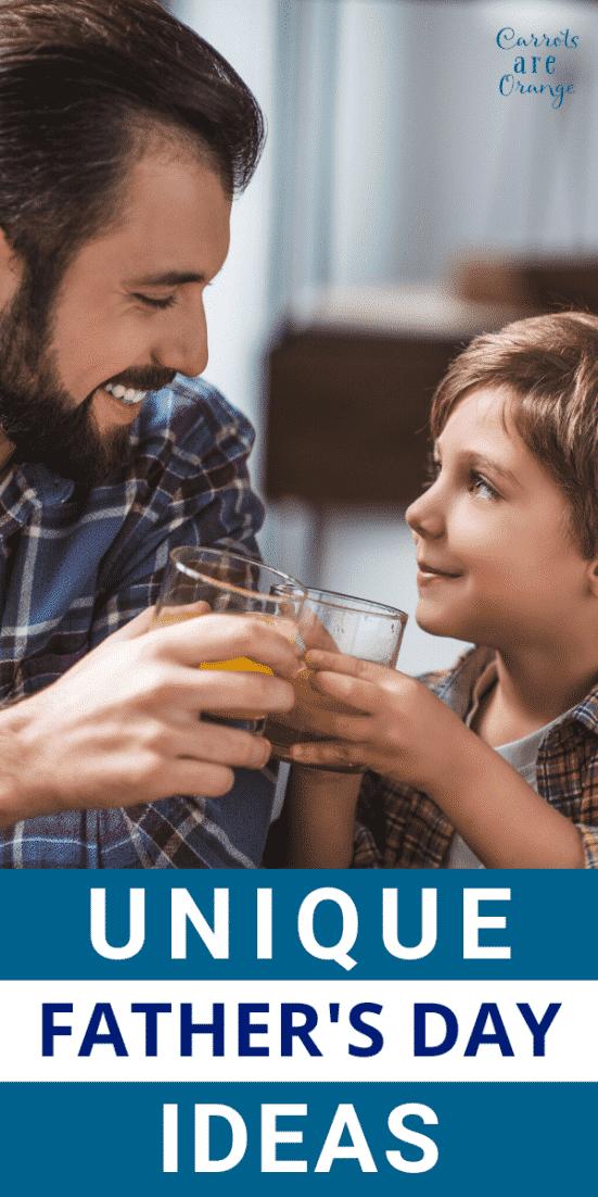 Fun Unique Fathers Day Ideas