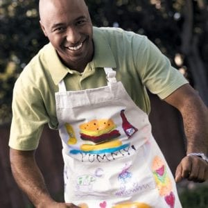 best ever bbq apron fathers day craft ff dada