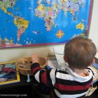 Secrets to a Montessori Space