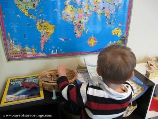 Montessori Playroom