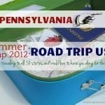 A Virtual Road Trip {Pennsylvania Materials}