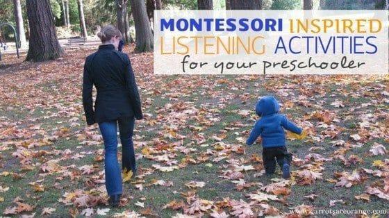 Listening Activities for Kids
