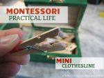 Montessori Fine Motor Skills Activity
