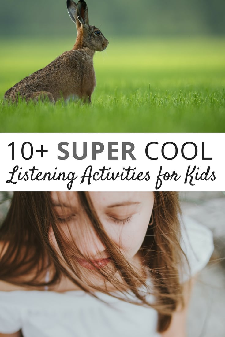 Why a Listening Activity is Good for a Child