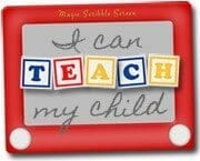 icanteachmychild Teach Words & Practical Life {Book & Activity}
