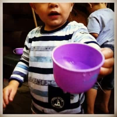 What is Montessori? {Thoughts on Pretend Play}