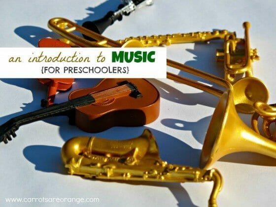 Introduction to Music for Preschoolers