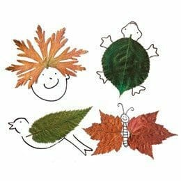 fun leaf activities