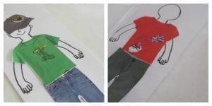 gettingdressedactivityforkids 300x150 Getting Dressed Activity {Free Printables}