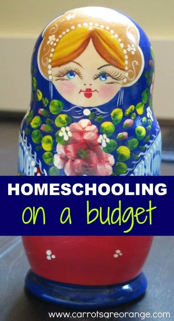 homeschoolonbudget