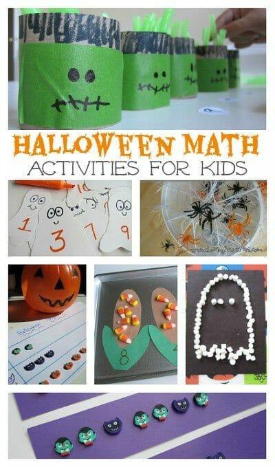 Halloween ideas activities for Halloween party games for preschoolers