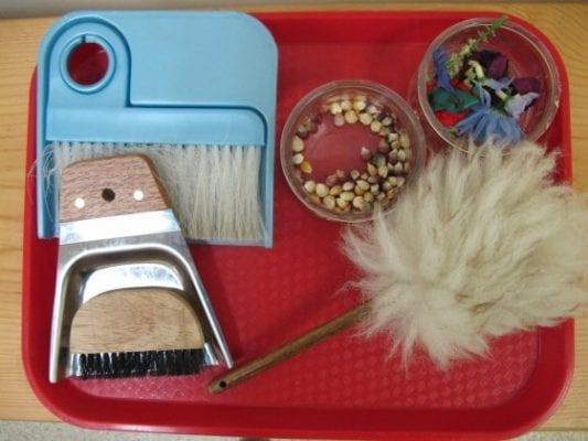 What is Montessori? {Three Period Lesson}