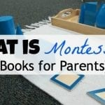 Montessori Books for Parents