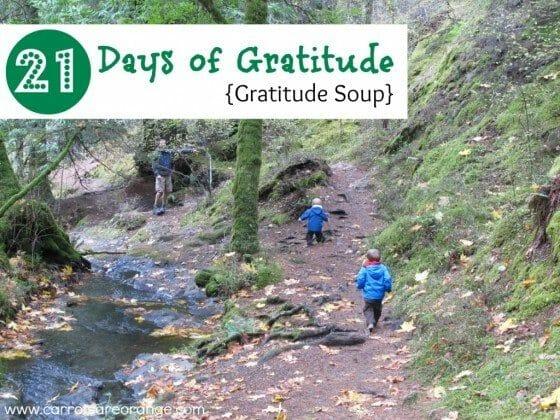 daysofgratitude e1351790280791 Teaching Children Gratitude {Book & Activity}