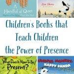 Children's Books to Teach Mindfulness