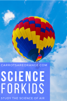 Science Experiments with Kids - Air