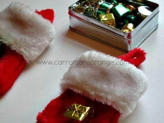 Christmas Montessori December Activities Sort