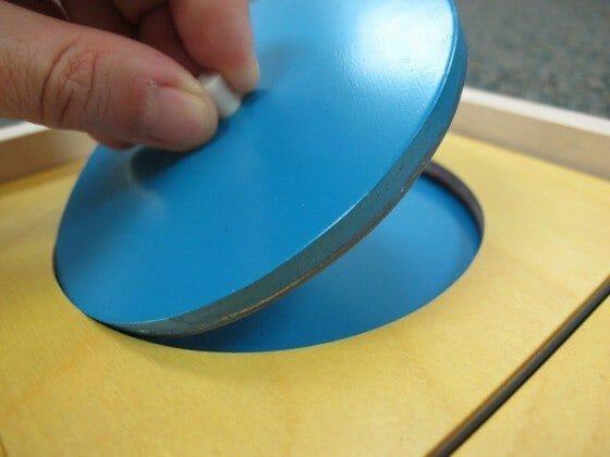 Montessori Sensorial Materials